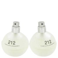 212 By Carolina Herrera 3.4 oz Eau De Toilette Spray Tester for Women