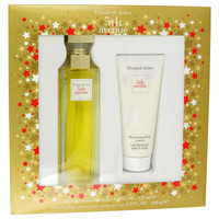 5th Avenue By Elizabeth Arden Gift Set with Body Lotion for Women
