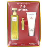 5th Avenue By Elizabeth Arden Gift Set with Mini for Women
