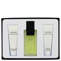 Alfred Sung By Alfred Sung Gift Set with Shower Gel for Women