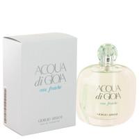 Acqua Di Gioia By Giorgio Armani 1.7 oz Eau De Toilette Fraiche Spray for Women