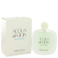 Acqua Di Gioia By Giorgio Armani 3.4 oz Eau De Toilette Spray for Women