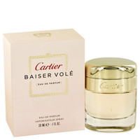 Baiser Vole By Cartier 1 oz Eau De Parfum Spray for Women