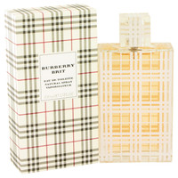Brit By Burberry 3.4 oz Eau De Toilette Spray for Women