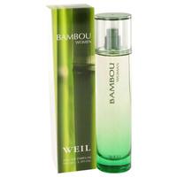 Bambou By Weil 3.4 oz Eau De Parfum Spray for Women