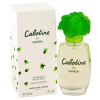 Cabotine By Parfums Gres 1 oz Eau De Toilette Spray for Women