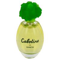 Cabotine By Parfums Gres 3.4 oz Eau De Toilette Spray Tester for Women