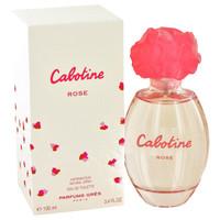 Cabotine Rose By Parfums Gres 3.4 oz Eau De Toilette Spray for Women