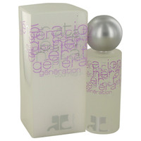 Generation By Courreges 3.4 oz Eau De Toilette Spray for Women