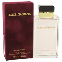 Dolce & Gabbana Pour Femme By Dolce & Gabbana 3.4 oz Eau De Parfum Spray for Women