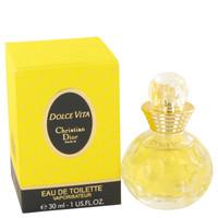 Dolce Vita By Christian Dior 1 oz Eau De Toilette Spray for Women