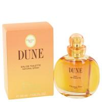 Dune By Christian Dior 1 oz Eau De Toilette Spray for Women