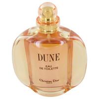 Dune By Christian Dior 3.4 oz Eau De Toilette Spray Tester for Women