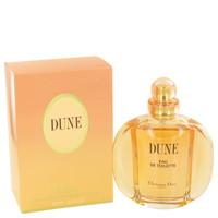 Dune By Christian Dior 3.4 oz Eau De Toilette Spray for Women
