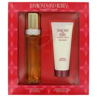 Diamonds & Rubies By Elizabeth Taylor Gift Set