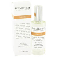Almond by Demeter 4 oz Cologne Spray for Women