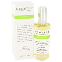Geranium by Demeter 4 oz Cologne Spray for Women