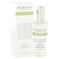 Olive Flower by Demeter 4 oz Cologne Spray for Women
