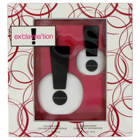 Exclamation By Coty Gift Set