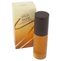 Wild Musk By Coty 1.5 oz Cologne Spray for Women