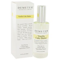 Vanilla Cake Batter By Demeter 4 oz Cologne Spray for Women