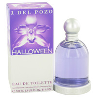 Halloween By Jesus Del Pozo 3.4 oz Eau De Toilette Spray for Women