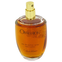 Obsession By Calvin Klein 3.4 oz Tester Eau De Parfum Spray for Women