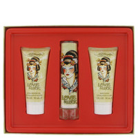 Love & Luck By Christian Audigier Gift Set with Body Lotion for Women
