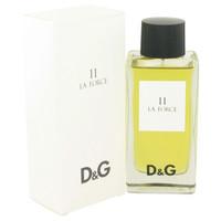La Force 11 By Dolce & Gabbana 3.3 oz Eau De Toilette Spray for Women