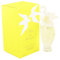 L'Air Du Temps By Nina Ricci 1 oz Eau De Toilette Spray With B/Capfor Women