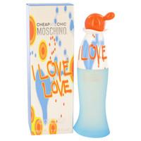 I Love Love By Moschino 3.4 oz Eau De Toilette Spray for Women