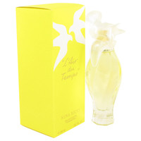 L'Air Du Temps By Nina Ricci 3.3 oz Eau De Toilette Spray W/Bird Cap for Women