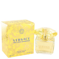 Yellow Diamond By Versace 3 oz Eau De Toilette Spray for Women