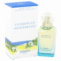 Un Jardin En Mediterranee By Hermes 1.7 oz Eau De Toilette Spray for Women