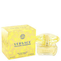 Yellow Diamond By Versace 1.7 oz Eau De Toilette Spray for Women