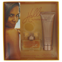 Halle By Halle Berry Gift Set -- 1 oz Eau De Parfum Spray + 2.5 oz Body Lotion for Women