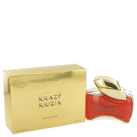 Krazy Krizia By Krizia 3.4 oz Eau De Toilette for Women