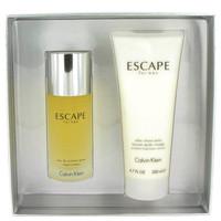 Escape By Calvin Klein Gift Set for Men