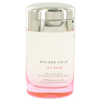Baiser Vole Lys Rose By Cartier 3.3 oz Tester Eau De Toilette Spray for Women