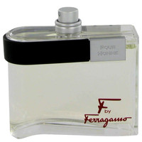 F By Salvatore Ferragamo 3.4 oz Eau De Toilette Spray Tester for Men