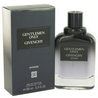 Gentlemen Only Intense By Givenchy 3.3 oz Eau De Toilette Spray for Men