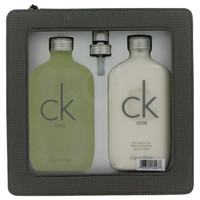 CK One By Calvin Klein Gift Set with Body Lotion for Women