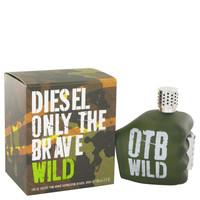 Only The Brave Wild By Diesel 4.2 oz Eau De Toilette Spray for Men