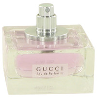 Ii By Gucci 2.5 oz Tester Eau De Parfum Spray for Women