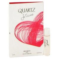 Quartz Je T'Aime By Molyneux .07 oz Vial Sample for Women