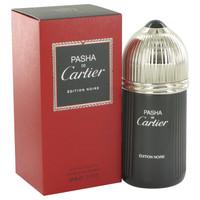 Pasha De Cartier Noire By Cartier 3.3 oz Eau De Toilette Spray for Men