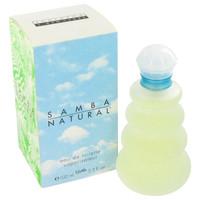 Samba Natural By Perfumers Workshop 3.4 oz Eau De Toilette Spray for Women