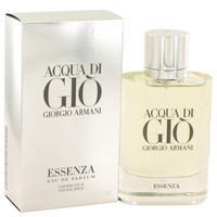 Acqua Di Gio Essenza By Giorgio Armani 2.5 oz Eau De Parfum Spray for Men