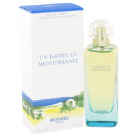 Un Jardin En Mediterranee By Hermes 3.4 oz Eau De Toilette Spray for Men