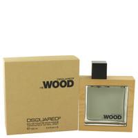 He Wood By Dsquared2 3.4 oz Eau De Toilette Spray for Men
